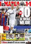 Portada diario Marca del 17 de Abril de 2011