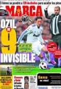 Portada diario Marca del 19 de Abril de 2011