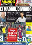 Portada Mundo Deportivo del 19 de Abril de 2011