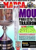 Portada diario Marca del 20 de Abril de 2011