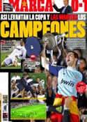 Portada diario Marca del 21 de Abril de 2011
