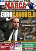 Portada diario Marca del 25 de Abril de 2011