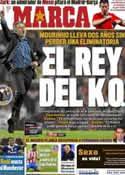 Portada diario Marca del 26 de Abril de 2011