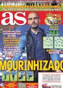 Portada diario AS del 27 de Abril de 2011