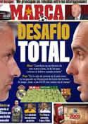 Portada diario Marca del 27 de Abril de 2011