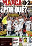 Portada diario Marca del 28 de Abril de 2011