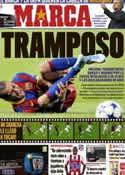 Portada diario Marca del 29 de Abril de 2011