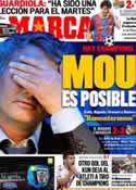 Portada diario Marca del 1 de Mayo de 2011