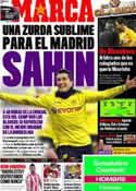 Portada diario Marca del 2 de Mayo de 2011