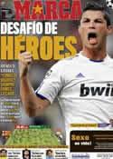 Portada diario Marca del 3 de Mayo de 2011