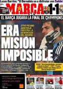 Portada diario Marca del 4 de Mayo de 2011