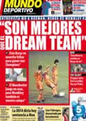 Portada Mundo Deportivo del 6 de Mayo de 2011