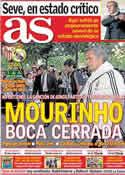 Portada diario AS del 7 de Mayo de 2011