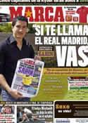 Portada diario Marca del 10 de Mayo de 2011