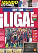 Portada Mundo Deportivo del 11 de Mayo de 2011