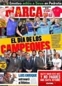 Portada diario Marca del 12 de Mayo de 2011