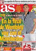 Portada diario AS del 18 de Mayo de 2011