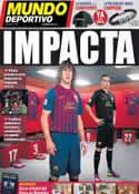 Portada Mundo Deportivo del 18 de Mayo de 2011