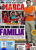 Portada diario Marca del 20 de Mayo de 2011