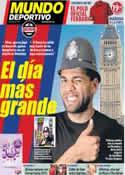 Portada Mundo Deportivo del 20 de Mayo de 2011