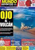 Portada Mundo Deportivo del 23 de Mayo de 2011