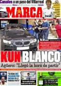 Portada diario Marca del 24 de Mayo de 2011