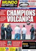 Portada Mundo Deportivo del 24 de Mayo de 2011