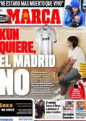 Portada diario Marca del 25 de Mayo de 2011