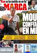 Portada diario Marca del 27 de Mayo de 2011