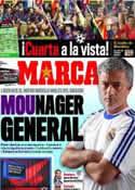 Portada diario Marca del 28 de Mayo de 2011