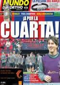 Portada Mundo Deportivo del 28 de Mayo de 2011