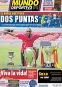 Portada Mundo Deportivo del 31 de Mayo de 2011