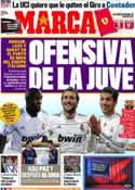 Portada diario Marca del 1 de Junio de 2011
