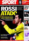 Portada diario Sport del 1 de Junio de 2011