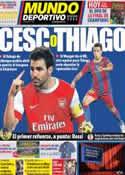 Portada Mundo Deportivo del 1 de Junio de 2011
