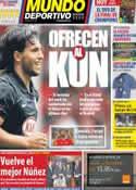 Portada Mundo Deportivo del 2 de Junio de 2011