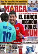 Portada diario Marca del 3 de Junio de 2011