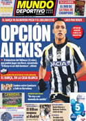 Portada Mundo Deportivo del 3 de Junio de 2011
