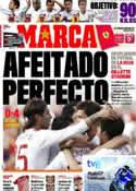 Portada diario Marca del 5 de Junio de 2011
