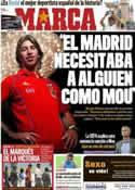 Portada diario Marca del 7 de Junio de 2011