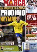 Portada diario Marca del 8 de Junio de 2011