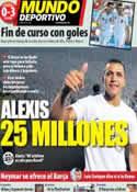 Portada Mundo Deportivo del 8 de Junio de 2011