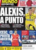 Portada Mundo Deportivo del 9 de Junio de 2011