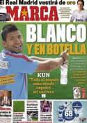Portada diario Marca del 10 de Junio de 2011