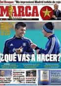 Portada diario Marca del 11 de Junio de 2011