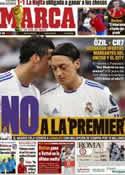 Portada diario Marca del 13 de Junio de 2011