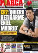 Portada diario Marca del 14 de Junio de 2011