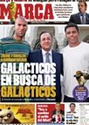 Portada diario Marca del 17 de Junio de 2011
