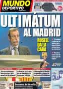 Portada Mundo Deportivo del 17 de Junio de 2011