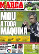 Portada diario Marca del 18 de Junio de 2011
